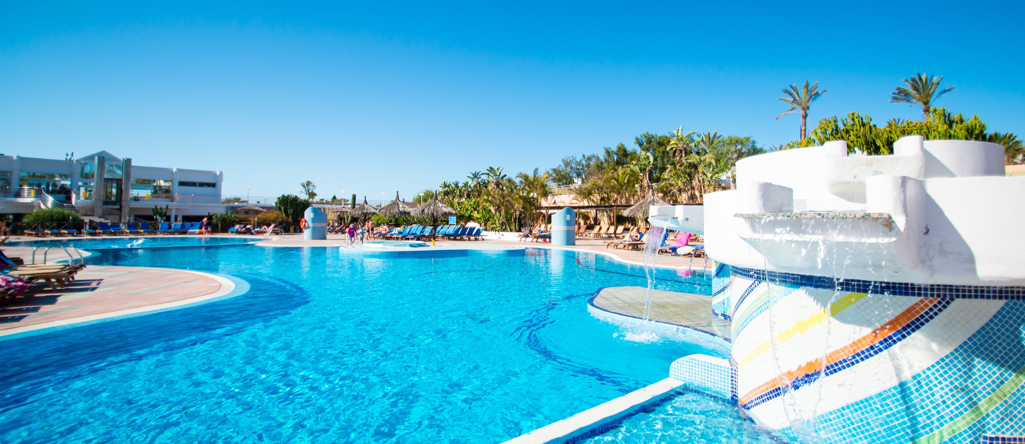 Hotel HL Club Playa Blanca**** - Lanzarote - CLUB PLAYA BLANCA